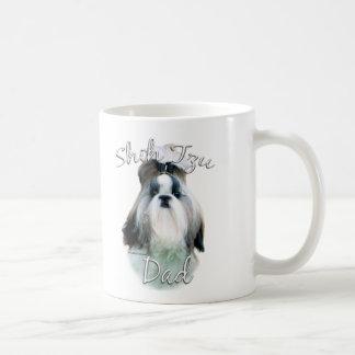 シーズー(犬)のTzuのパパ2 コーヒーマグカップ
