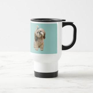 シーズー(犬)のTzuのマグ トラベルマグ