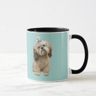 シーズー(犬)のTzuのマグ マグカップ