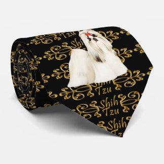 シーズー(犬)のTzuの優雅 オリジナルネクタイ