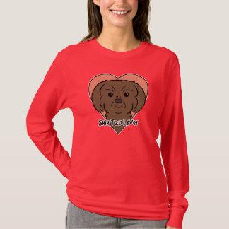 シーズー(犬)のTzuの恋人 Tシャツ