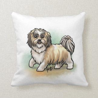 シーズー(犬)のTzuの枕 クッション