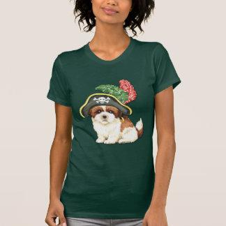シーズー(犬)のTzuの海賊 Tシャツ