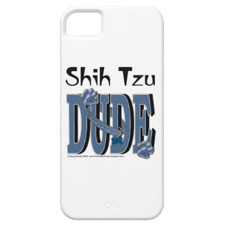 シーズー(犬)のTzuの男 iPhone SE/5/5s ケース