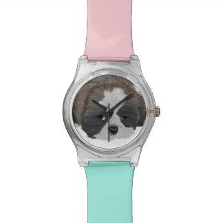 シーズー(犬)のTzuの腕時計 腕時計