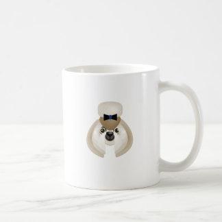 シーズー(犬)のTzu犬の品種-私の犬のオアシス コーヒーマグカップ