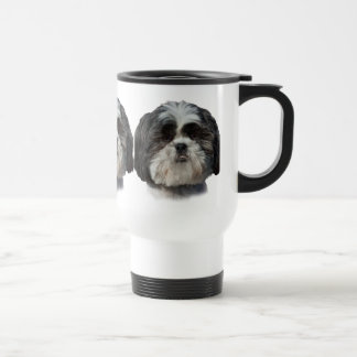 シーズー(犬)のTzu犬 トラベルマグ