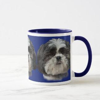 シーズー(犬)のTzu犬 マグカップ