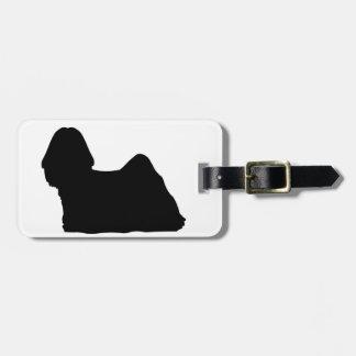 シーズー(犬)のTzu犬 ラゲッジタグ