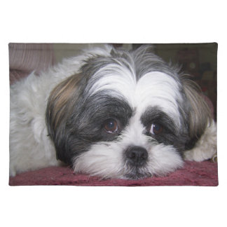 シーズー(犬)のTzu犬 ランチョンマット