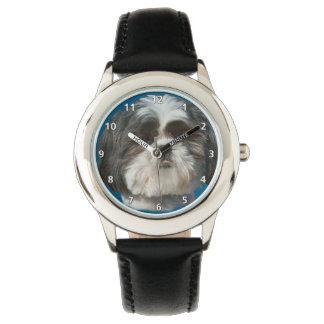 シーズー(犬)のTzu犬 腕時計