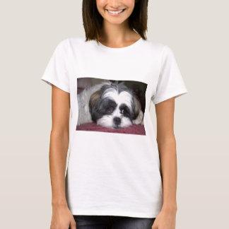 シーズー(犬)のTzu犬 Tシャツ