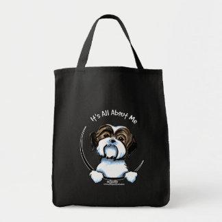 シーズー(犬) Tzuすべてに約私 トートバッグ