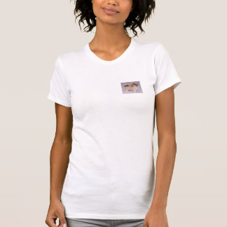 シーズー(犬) TZUの恋人のTシャツ Tシャツ