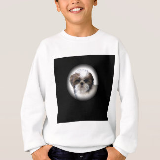 シーズー(犬)Tzu スウェットシャツ