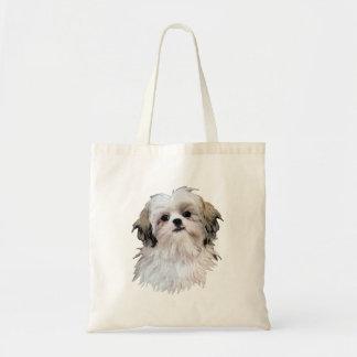 シーズー(犬) Tzu トートバッグ