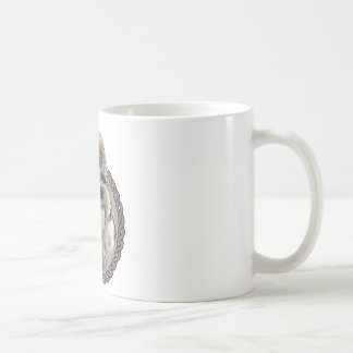 シーズー(犬) Tzu 001 コーヒーマグカップ