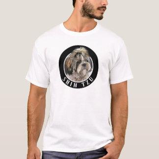 シーズー(犬) Tzu 002 Tシャツ