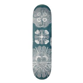 シーライフの青写真IV 18.1CM オールドスクールスケートボードデッキ