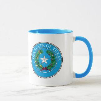 シールテキサス州 マグカップ