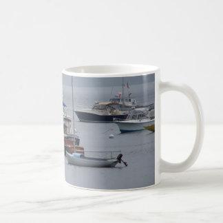 シール港、メイン コーヒーマグカップ