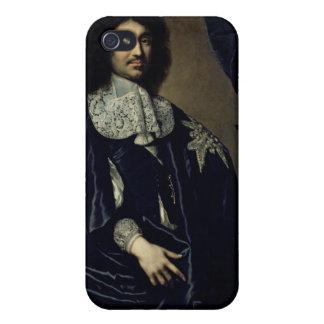 シーンBaptiste Colbert de Torcy 1666年のポートレート iPhone 4/4Sケース