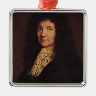 シーンBaptiste Colbert de Torcy 1667年のポートレート メタルオーナメント