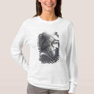 ジウゼッペCozziが刻むPericlesのバスト Tシャツ