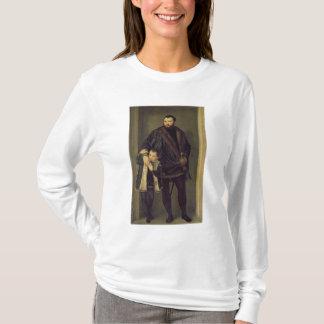 ジウゼッペdaポルトおよび彼の息子アドリアーノ、c.1555 (油 tシャツ