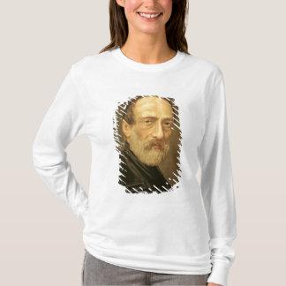 ジウゼッペMazziniのポートレート Tシャツ