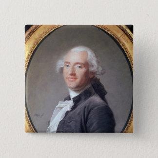 ジェイクスアレグサンダーCesarチャールズ 5.1cm 正方形バッジ