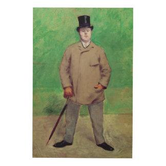 ジェイクスエミイルBlanche 1884年 ウッドウォールアート