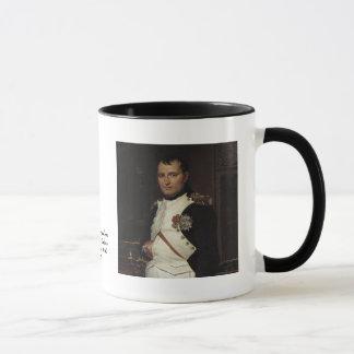 ジェイクスルイデイヴィッド著彼の勉強のナポレオン マグカップ