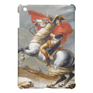 ジェイクスルイデイヴィッド著Napoleon Bonaparteの絵画 iPad Miniケース