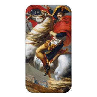 ジェイクスルイデイヴィッド著Napoleon Bonaparteの絵画 iPhone 4/4S Cover