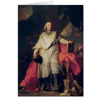ジェイクスBenigne Bossuet 1702年 カード