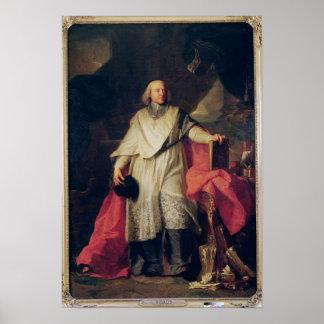 ジェイクスBenigne Bossuet 1702年 ポスター