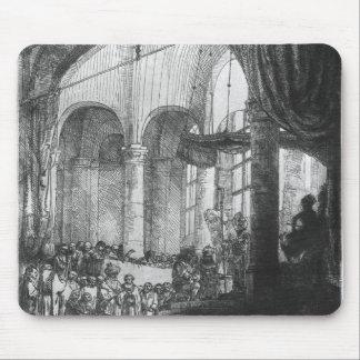 ジェイソンおよびCreusa 1648年のMedea、か結婚 マウスパッド