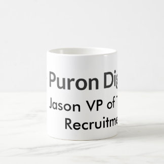 ジェイソンのマグ コーヒーマグカップ