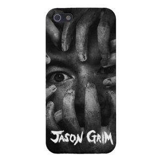"""ジェイソンの厳格な""""姿10""""のIphoneの場合 iPhone 5 Case"""