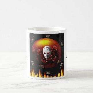 ジェイソンの地獄-写実的なマグ モーフィングマグカップ