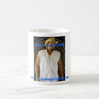 ジェイソンスコットのホック コーヒーマグカップ