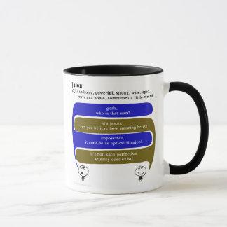 ジェイソン マグカップ