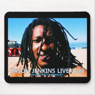 ジェイソンJENKINS LIVE.COM マウスパッド