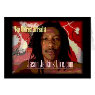 ジェイソンJenkins Live.ning.com カード