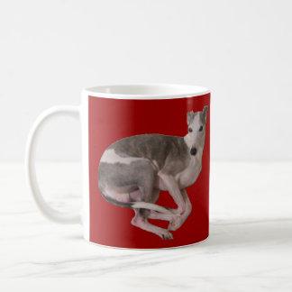ジェイソンwhippetのマグ コーヒーマグカップ