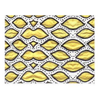 ジェシカのレモン ポストカード