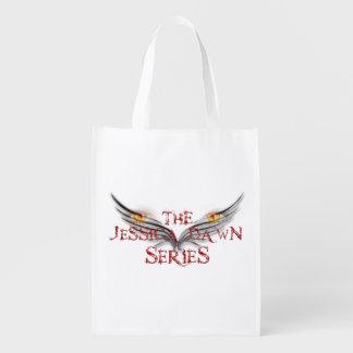 ジェシカの夜明けの買い物袋 エコバッグ
