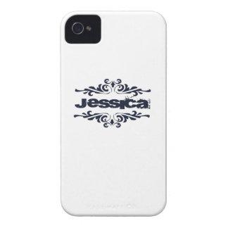 ジェシカの電話カバー Case-Mate iPhone 4 ケース