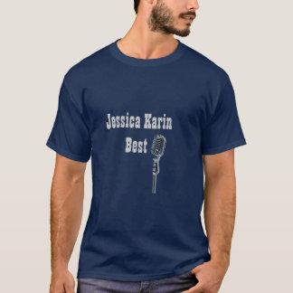 ジェシカカーリンのベスト Tシャツ